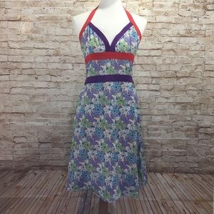 Marc Jacobs Halter Cotton Dress ASO Rory Gilmore